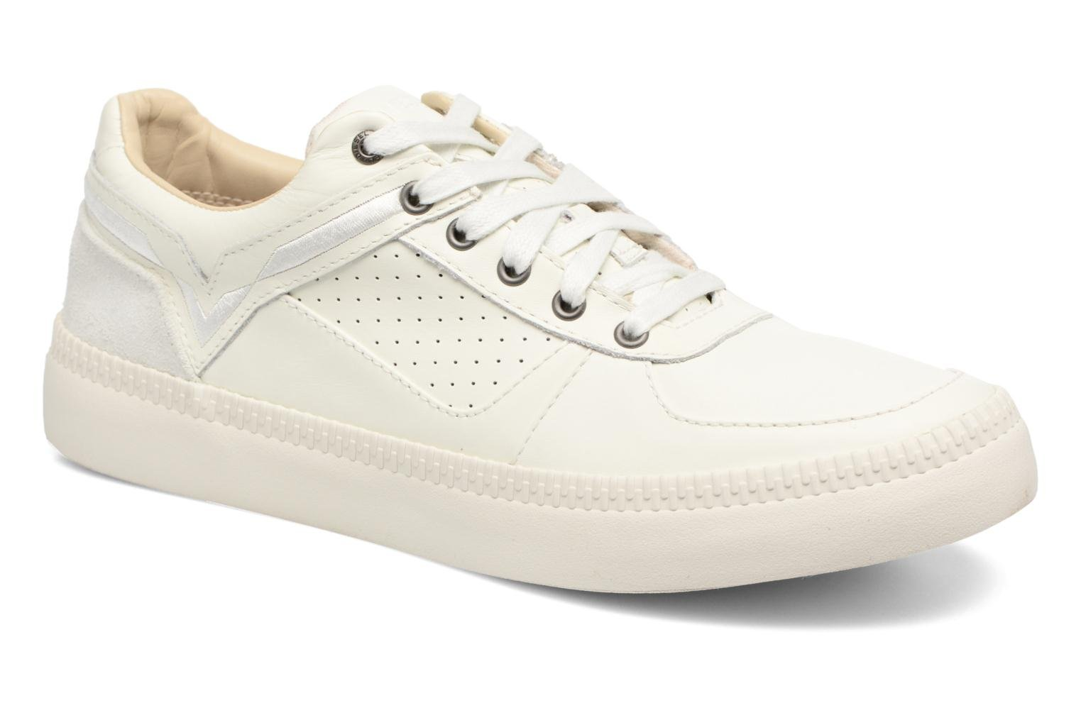 S-Spaark Low White