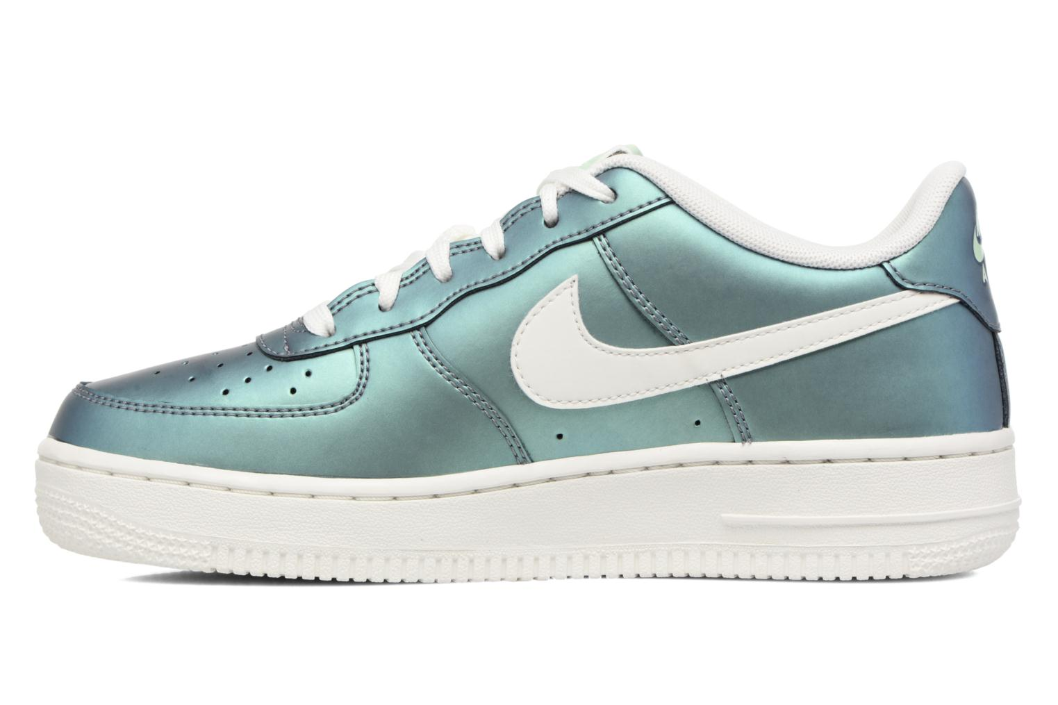 Baskets Nike Air Force 1 Lv8 (Gs) Vert vue face