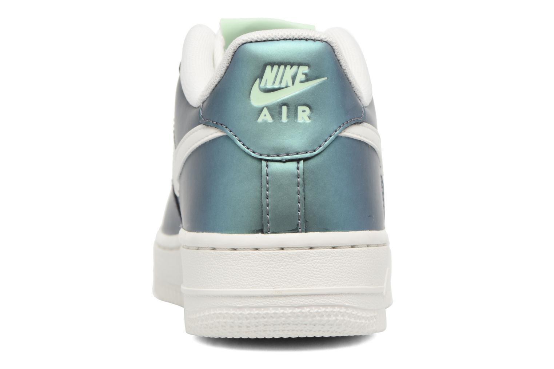 Baskets Nike Air Force 1 Lv8 (Gs) Vert vue droite