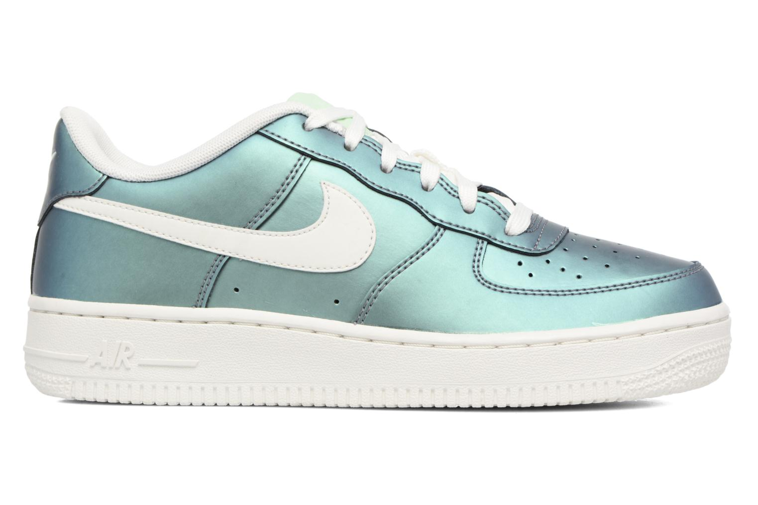 Sneakers Nike Air Force 1 Lv8 (Gs) Verde immagine posteriore