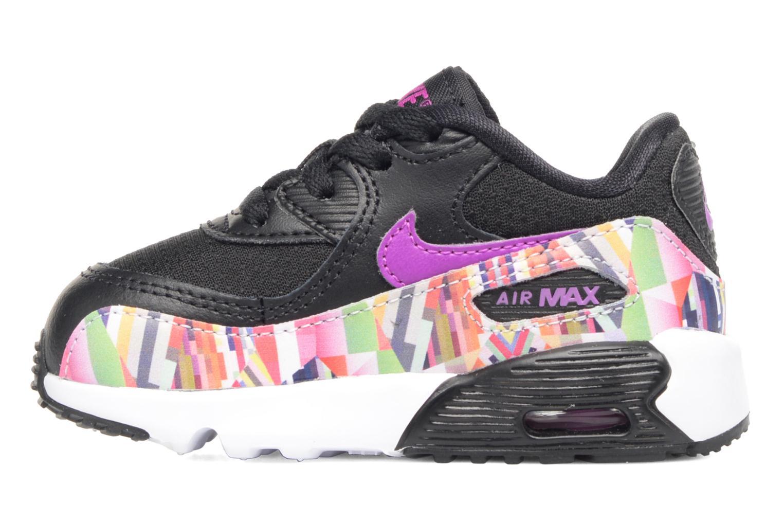 Baskets Nike Nike Air Max 90 Print Mesh Td Noir vue face
