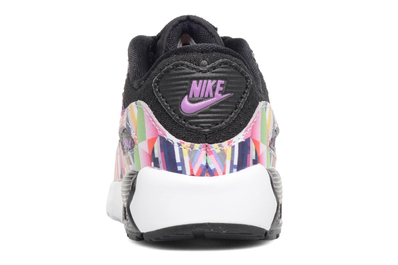 Baskets Nike Nike Air Max 90 Print Mesh Td Noir vue droite