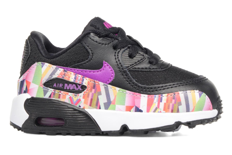 Sneaker Nike Nike Air Max 90 Print Mesh Td schwarz ansicht von hinten