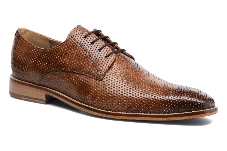 Melvin & Hamilton Martin 1 (Marron) - Chaussures à lacets chez Sarenza (282325)