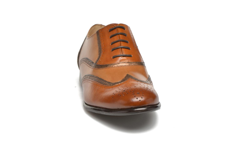 Chaussures à lacets Melvin & Hamilton Sally 38 Marron vue portées chaussures