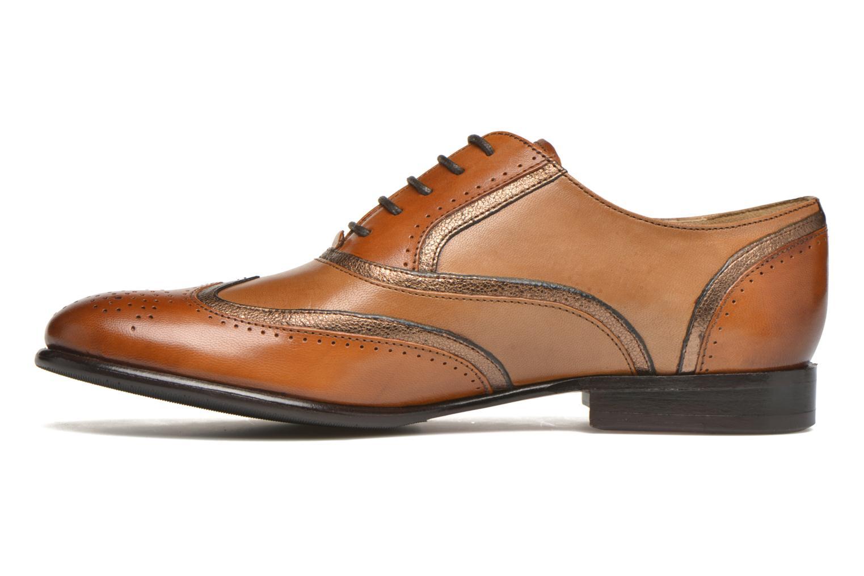 Chaussures à lacets Melvin & Hamilton Sally 38 Marron vue face