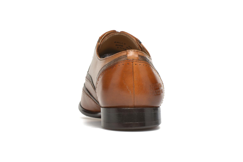 Chaussures à lacets Melvin & Hamilton Sally 38 Marron vue droite