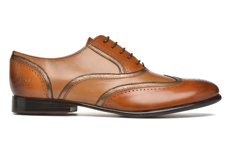 Chaussures à lacets Melvin & Hamilton Sally 38 Marron vue derrière