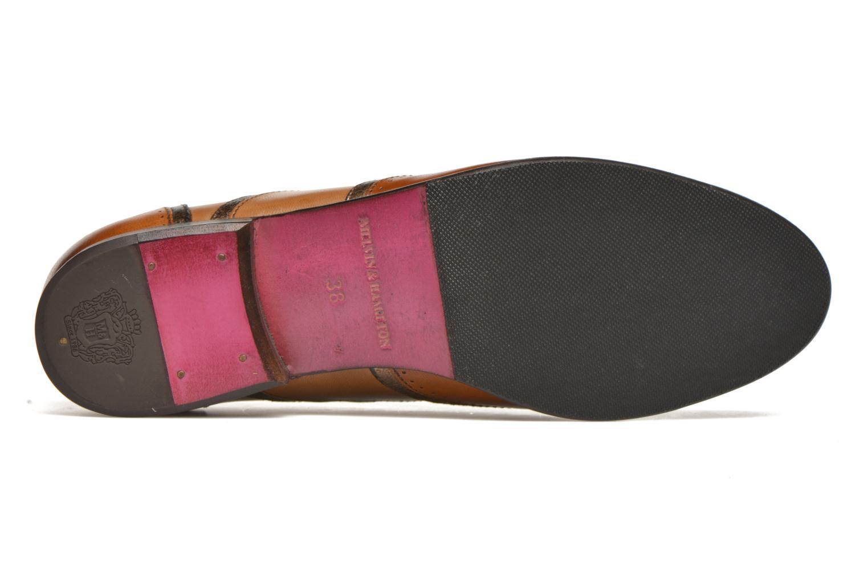 Chaussures à lacets Melvin & Hamilton Sally 38 Marron vue haut