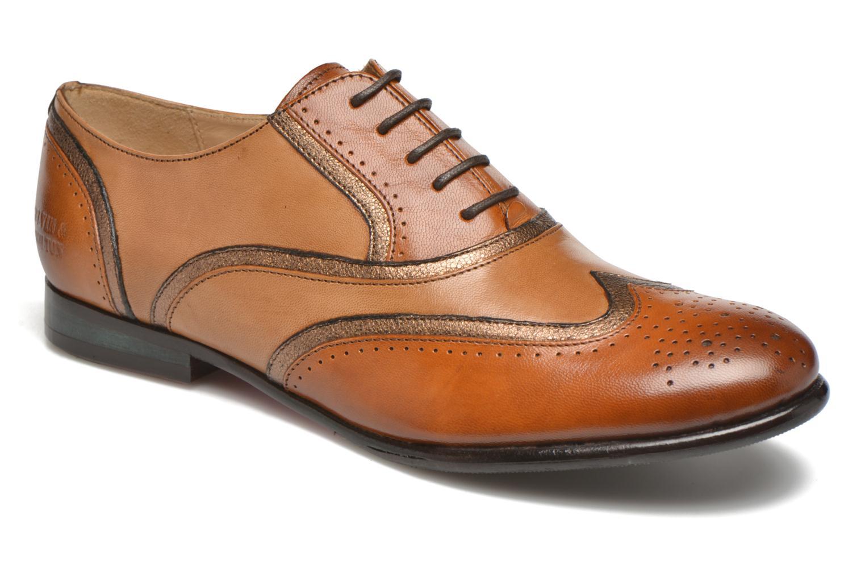 Chaussures à lacets Melvin & Hamilton Sally 38 Marron vue détail/paire