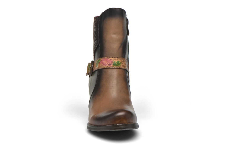 Bottines et boots Laura Vita Alena05 Multicolore vue portées chaussures