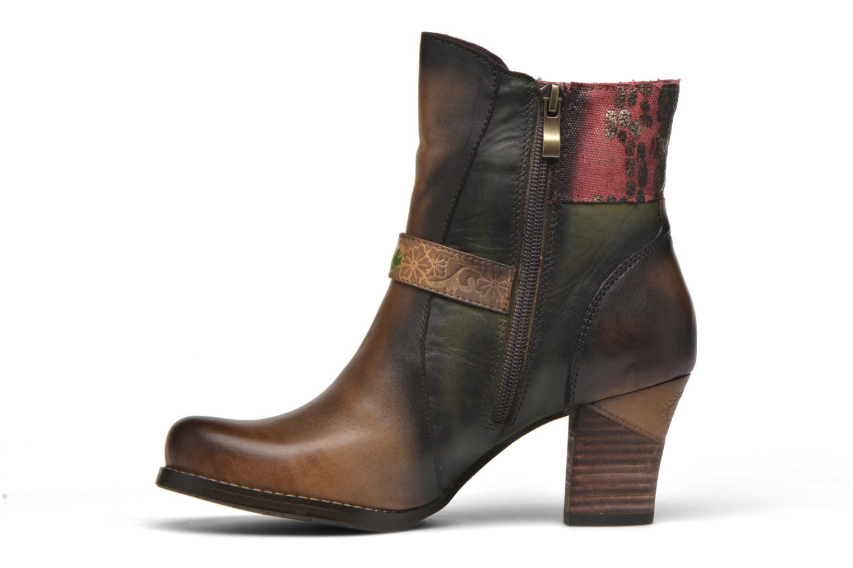 Bottines et boots Laura Vita Alena05 Multicolore vue face