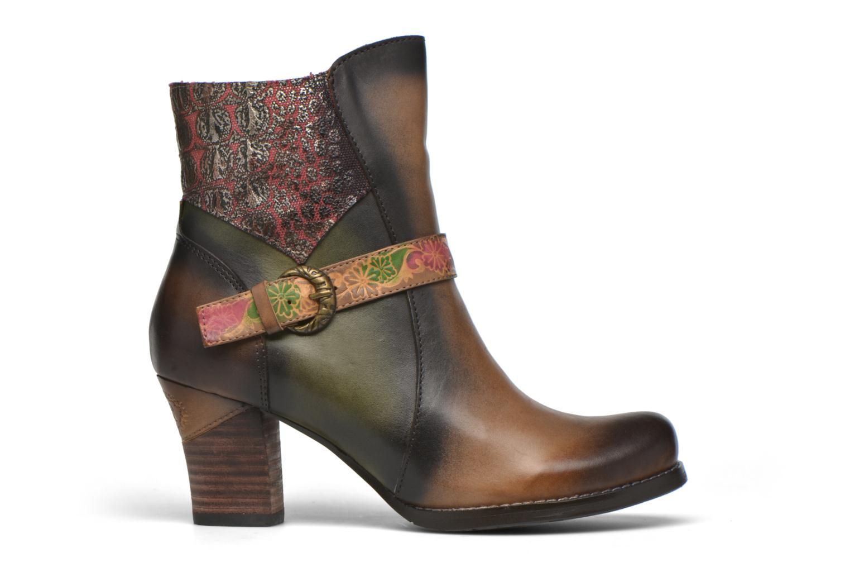 Bottines et boots Laura Vita Alena05 Multicolore vue derrière