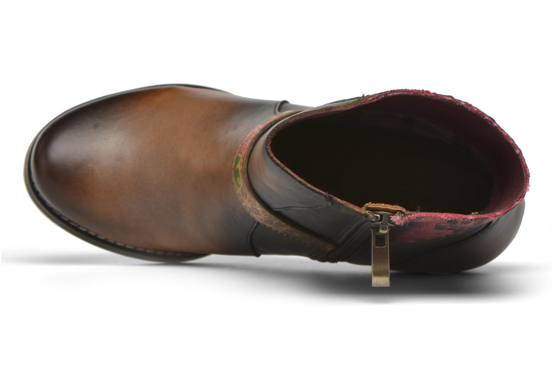 Bottines et boots Laura Vita Alena05 Multicolore vue gauche