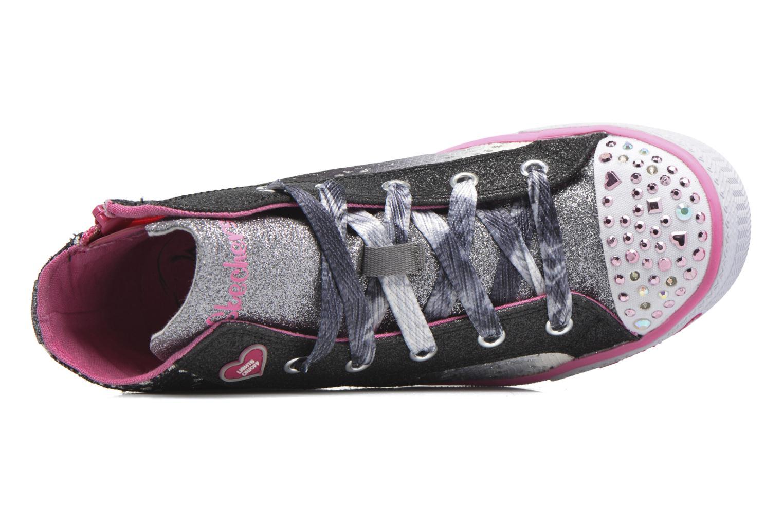 Purple & Blue Hot Pink Muticolor Skechers Shuffles Magic Madness (Violet)