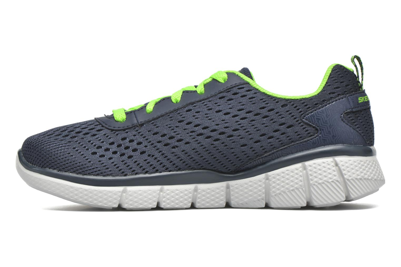 Trainers Skechers Equalizer 2.0 Settle the Score Blue front view