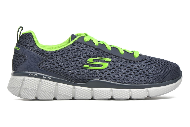 Sneaker Skechers Equalizer 2.0 Settle the Score blau ansicht von hinten