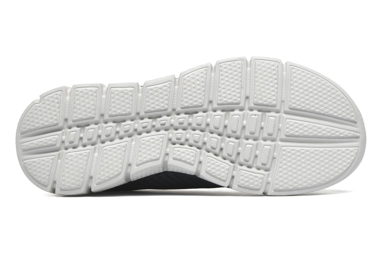 Sneaker Skechers Equalizer 2.0 Settle the Score blau ansicht von oben