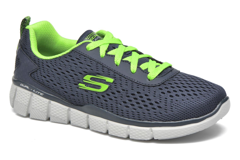 Sneaker Skechers Equalizer 2.0 Settle the Score blau detaillierte ansicht/modell