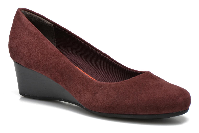 ZapatosRockport - TM45MW Plain Pump (Vino) - ZapatosRockport Zapatos de tacón   Zapatos casuales salvajes 2503c6