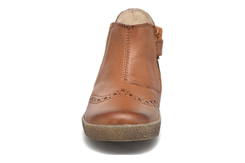 Bottines et boots Naturino Falcotto 4178 Marron vue portées chaussures