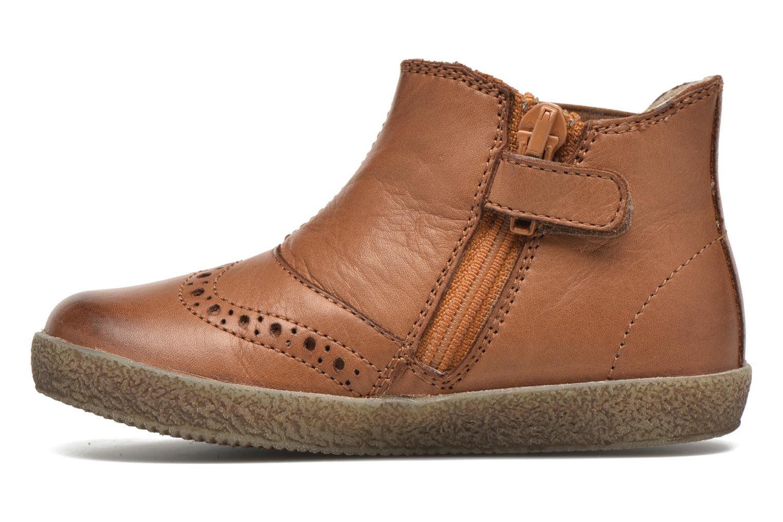 Bottines et boots Naturino Falcotto 4178 Marron vue face