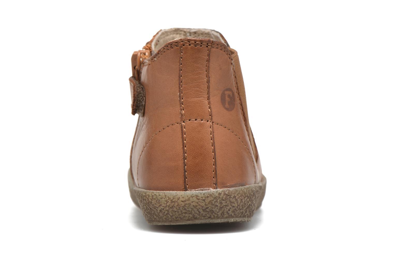Bottines et boots Naturino Falcotto 4178 Marron vue droite