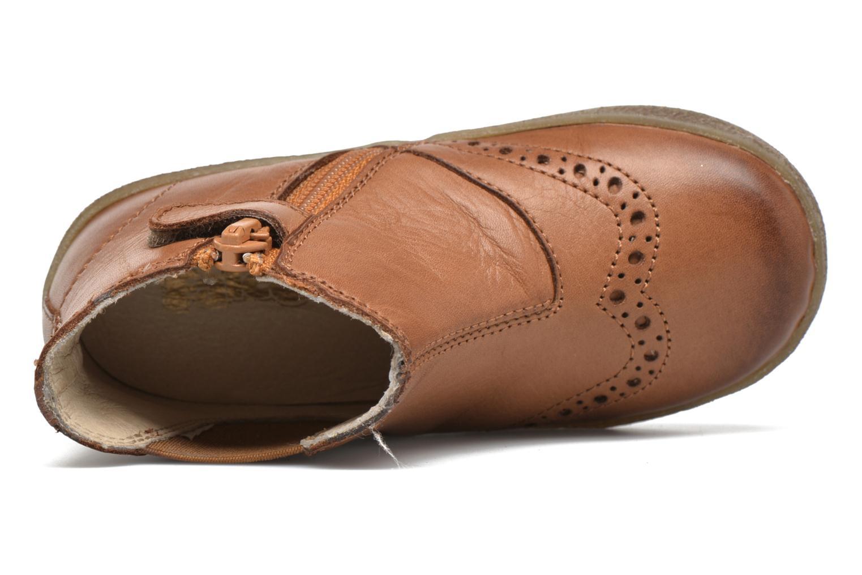 Bottines et boots Naturino Falcotto 4178 Marron vue gauche