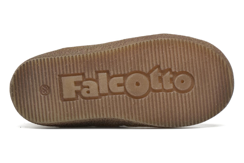 Bottines et boots Naturino Falcotto 4178 Marron vue haut