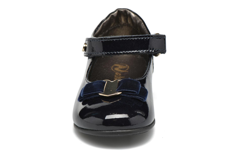 Ballerines Naturino Naturino 4891 Bleu vue portées chaussures