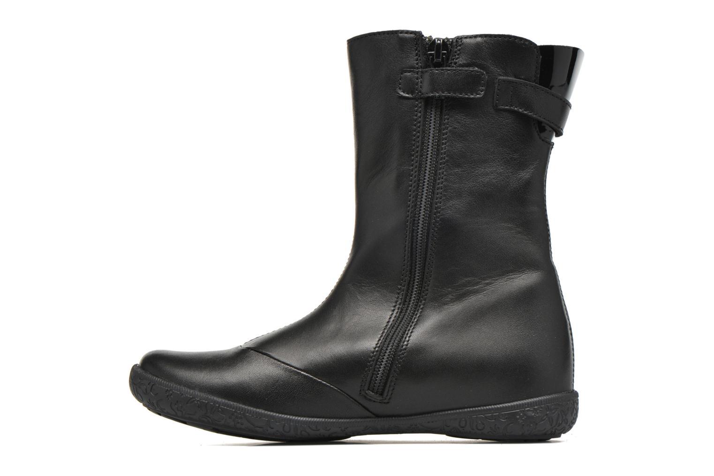 Boots & wellies Naturino Naturino 4948 Black front view