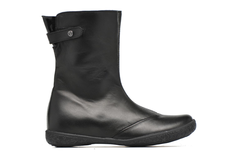 Stiefel Naturino Naturino 4948 schwarz ansicht von hinten