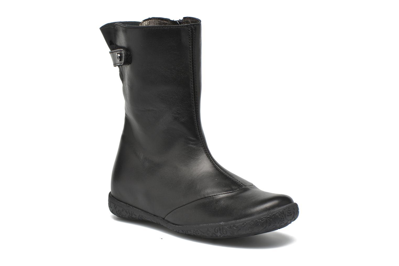 Boots & wellies Naturino Naturino 4948 Black detailed view/ Pair view