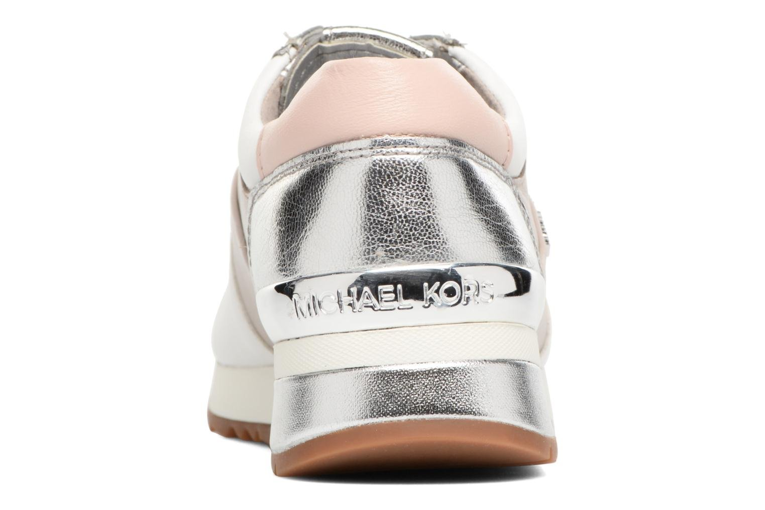 Trainers Michael Michael Kors Allie Wrap Trainer Multicolor view from the right