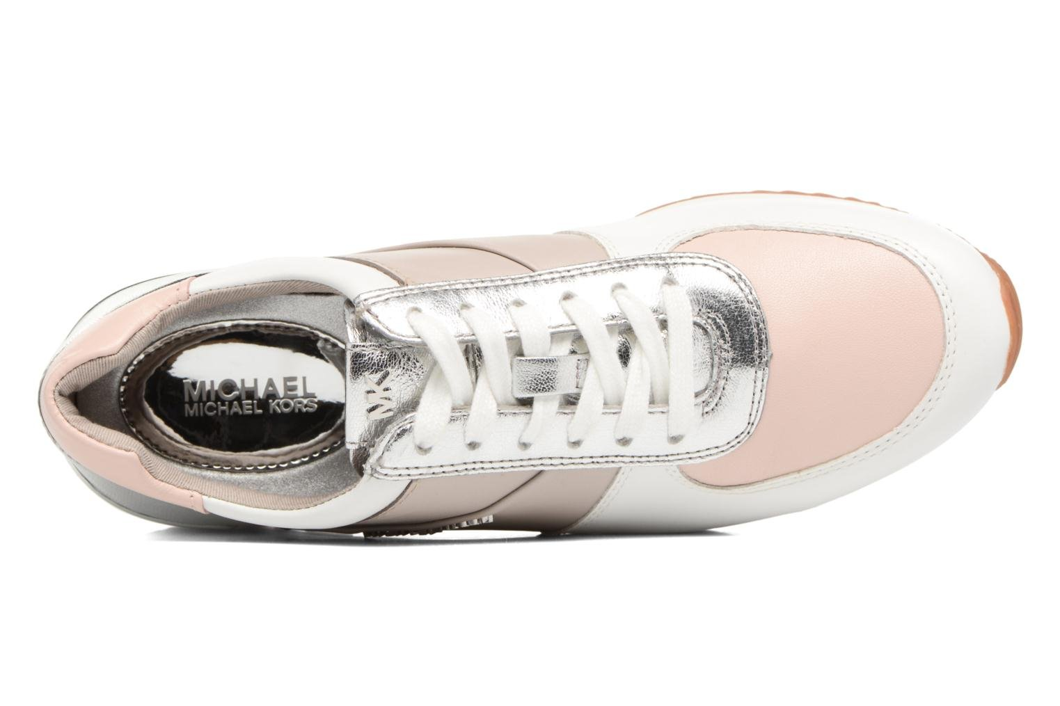 Trainers Michael Michael Kors Allie Wrap Trainer Multicolor view from the left