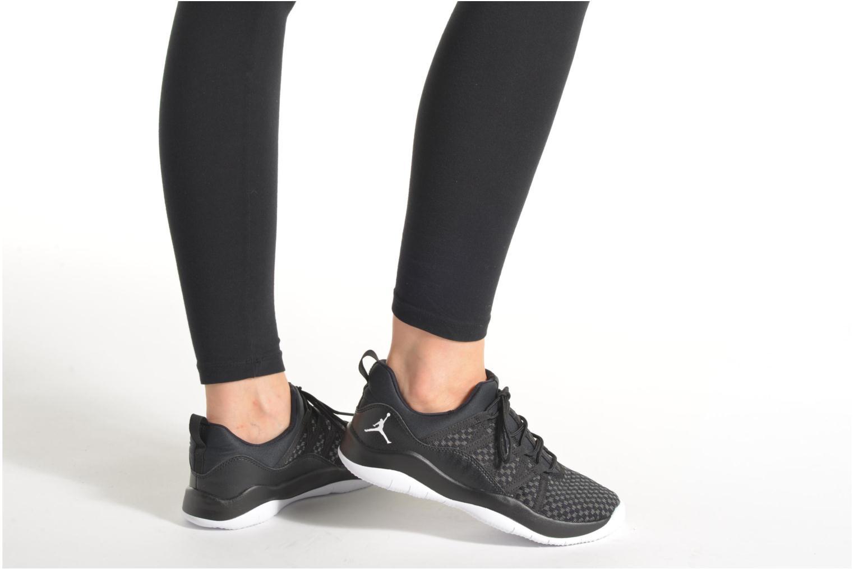 superior quality 6b16e 6f623 ... Black Black-Vivid Pink Jordan Jordan Deca Fly Gg (Noir) ...