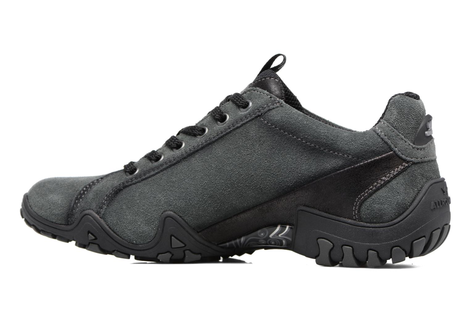 Chaussures de sport Allrounder by Mephisto Funny Gris vue face