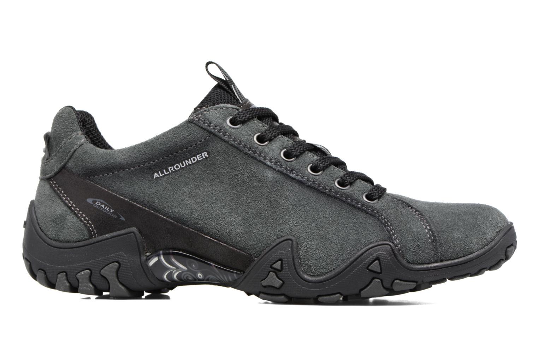Chaussures de sport Allrounder by Mephisto Funny Gris vue derrière