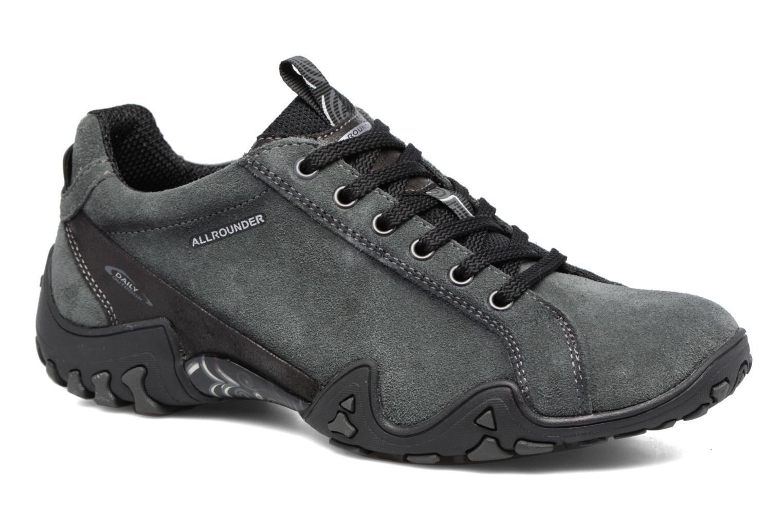 Chaussures de sport Allrounder by Mephisto Funny Gris vue détail/paire
