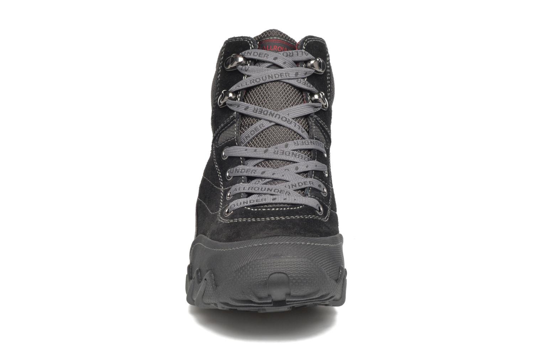 Chaussures de sport Allrounder by Mephisto Nigita Tex Noir vue portées chaussures