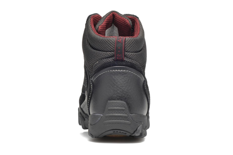 Chaussures de sport Allrounder by Mephisto Nigita Tex Noir vue droite