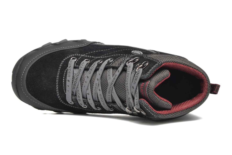 Chaussures de sport Allrounder by Mephisto Nigita Tex Noir vue gauche