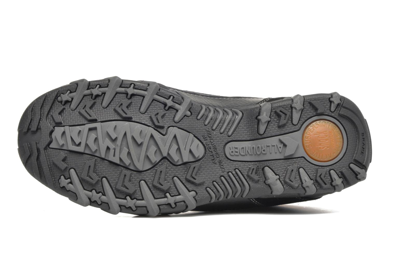 Chaussures de sport Allrounder by Mephisto Nigita Tex Noir vue haut