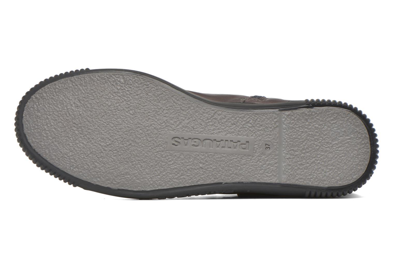 Stiefeletten & Boots Pataugas Biana/N grau ansicht von oben