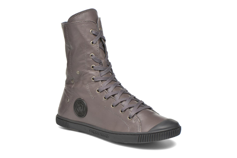 Stiefeletten & Boots Pataugas Biana/N grau detaillierte ansicht/modell