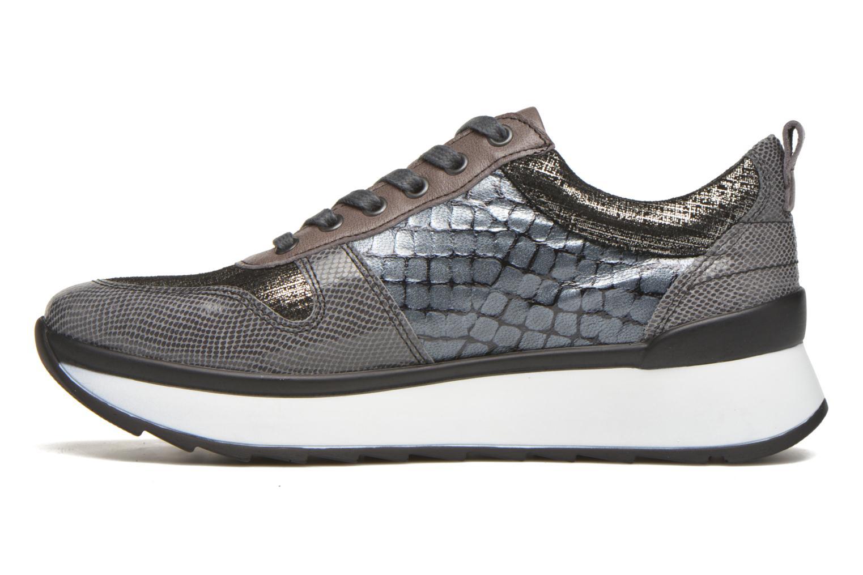 Sneakers Pataugas Ocean/C Grigio immagine frontale