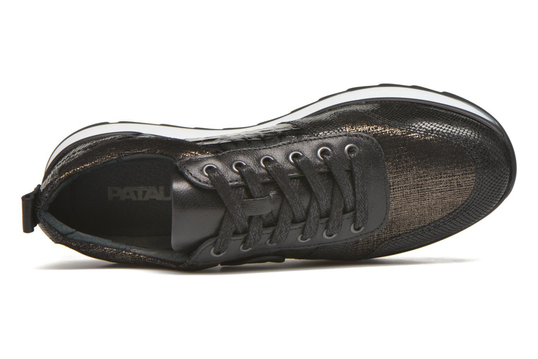 Sneakers Pataugas Ocean/C Nero immagine sinistra