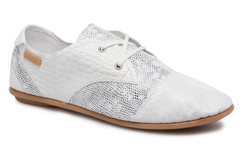Grandes descuentos últimos zapatos Pataugas Swing/S (Blanco) - Zapatos con cordones Descuento