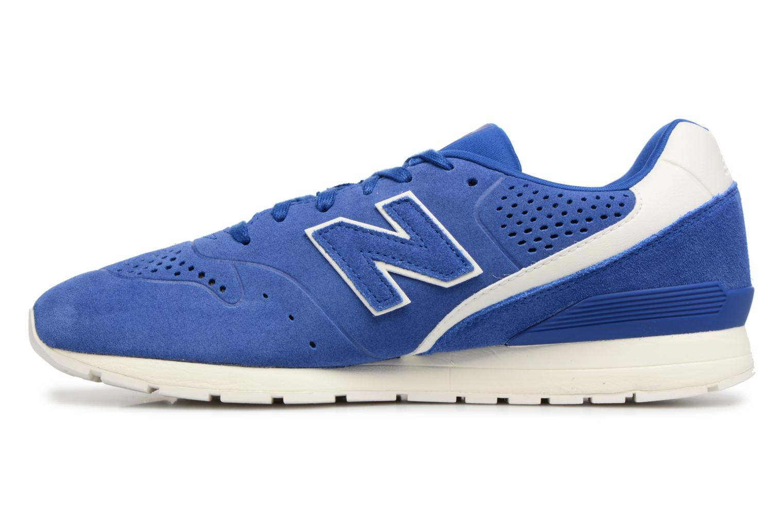 Trainers New Balance MRL996 D Blue front view