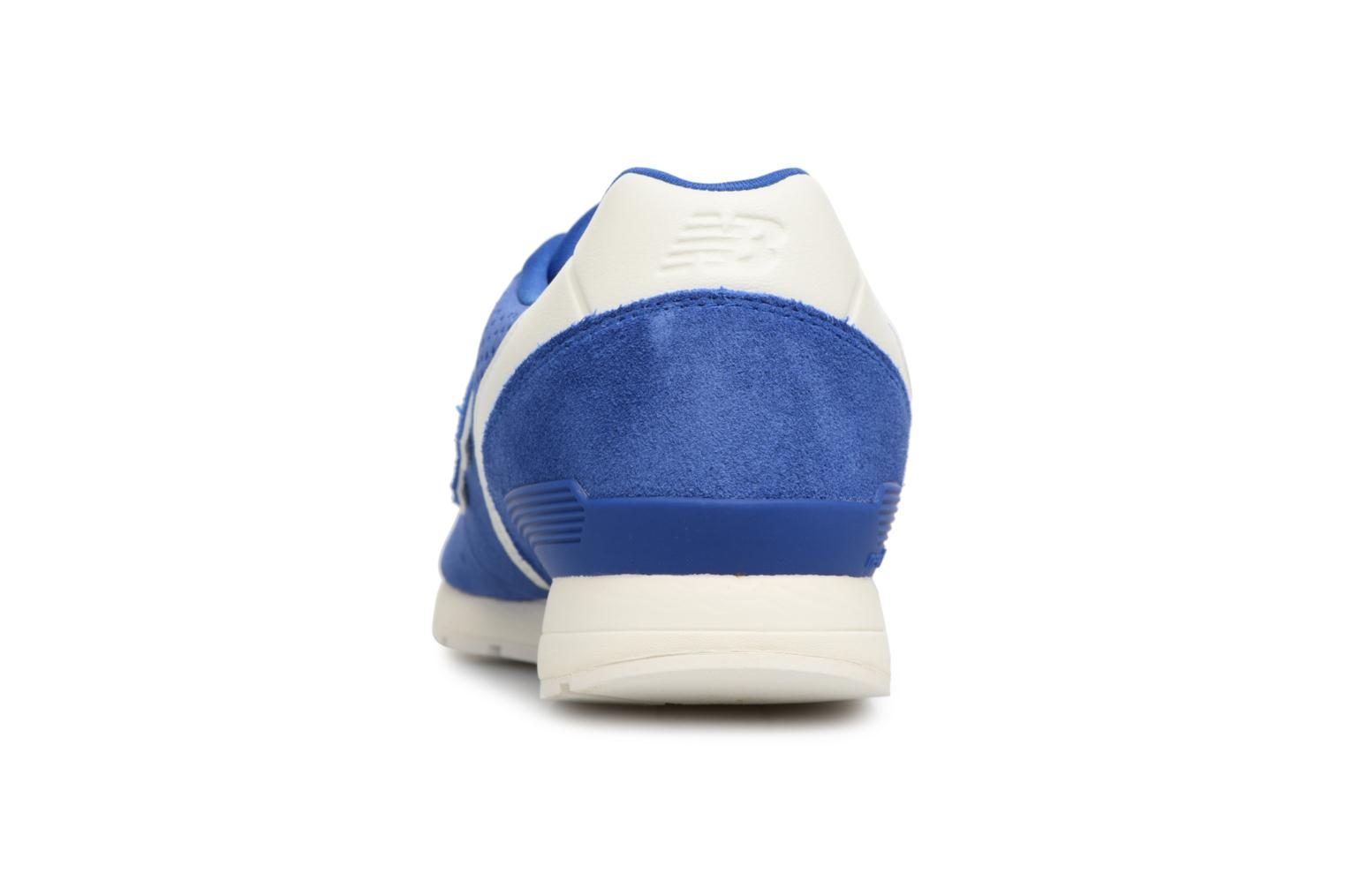 Trainers New Balance MRL996 D Blue view from the right